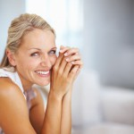 Anti-aging-woman