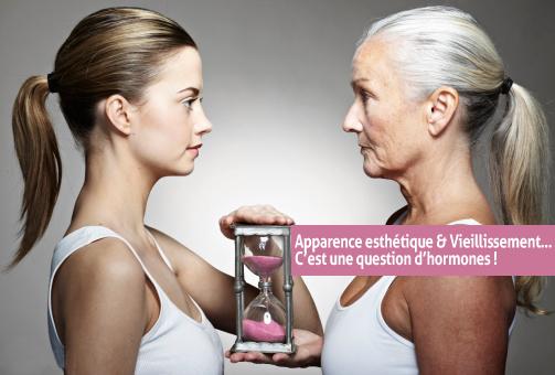 hormones vieillissement