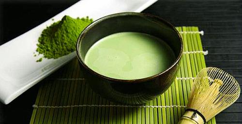 matcha green tea poudre