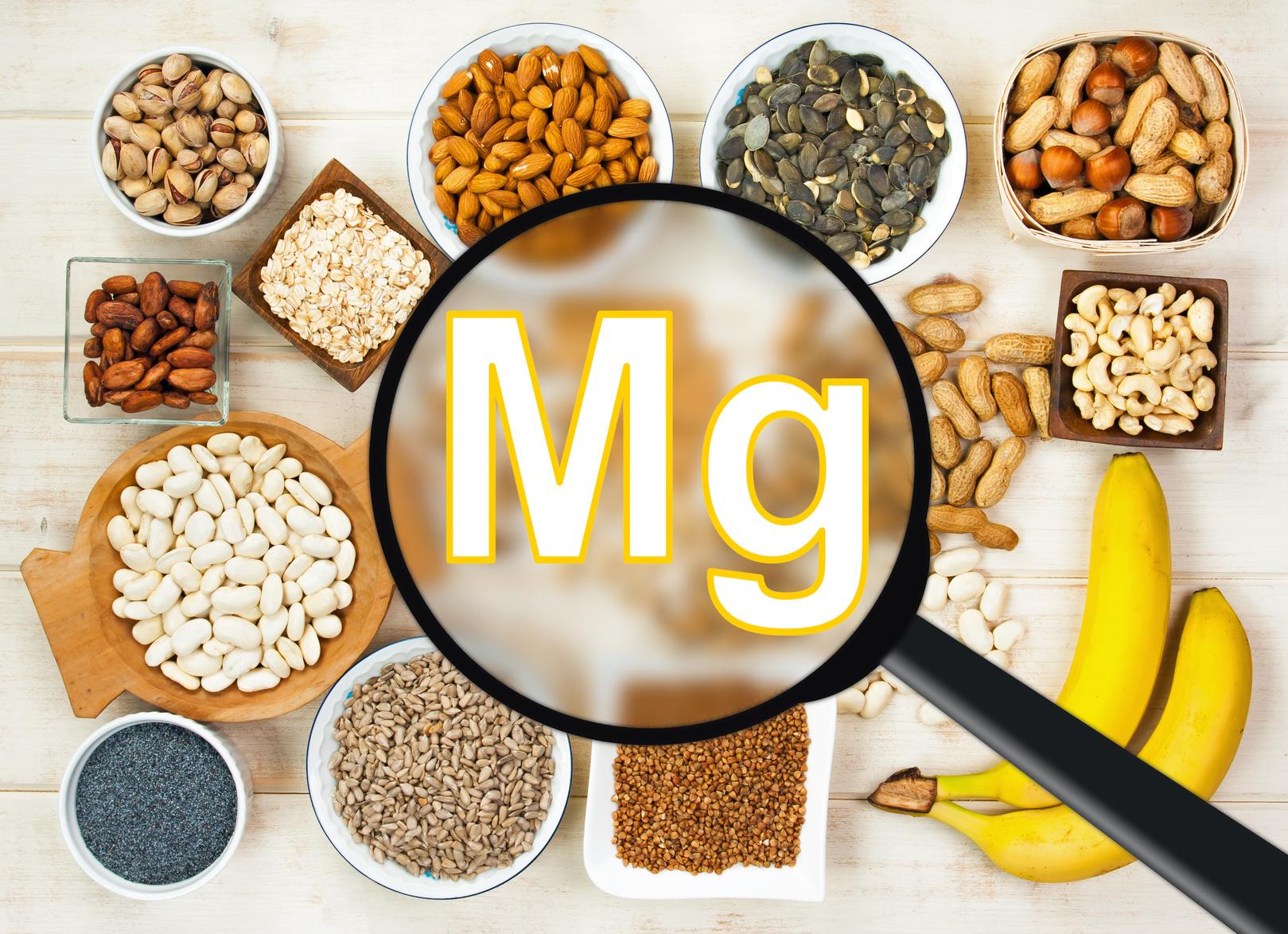 Zoom sur le magn sium le blog nutriformlab - A quoi sert le magnesium ...