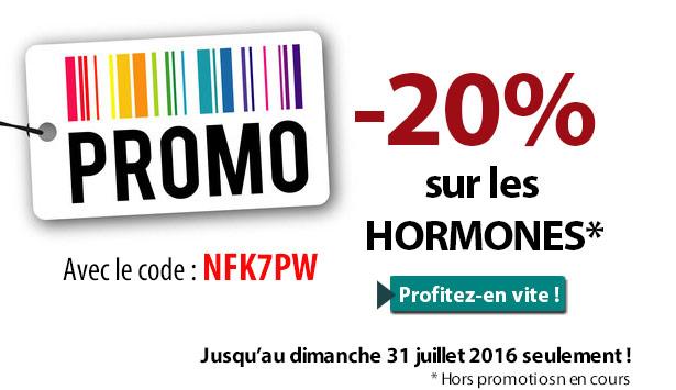 promo Hormones 2016